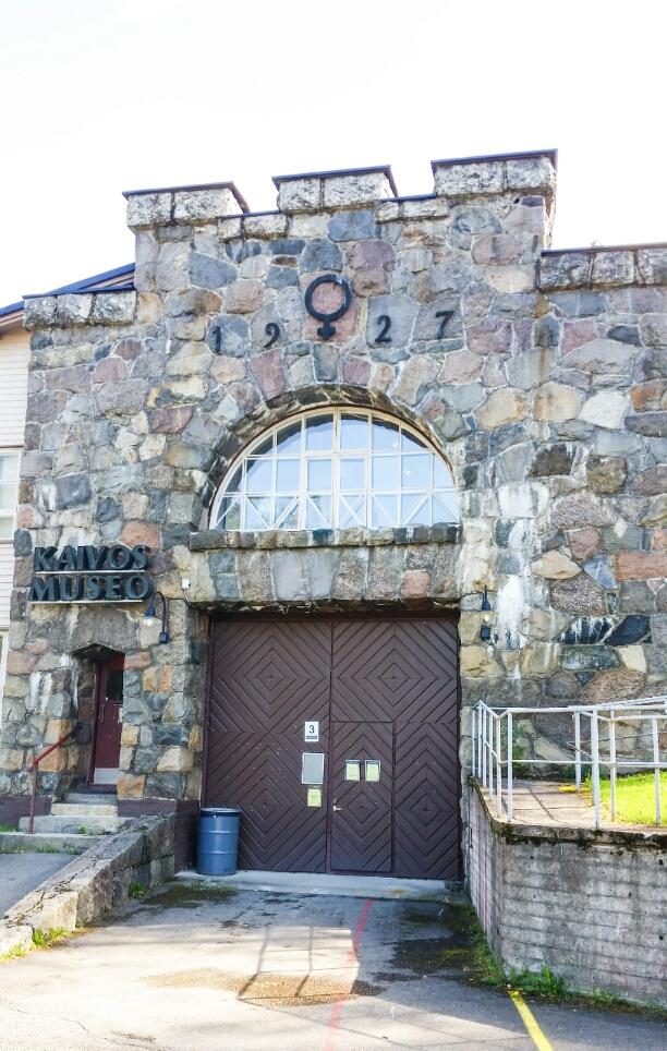 Outokummun kaivosmuseo
